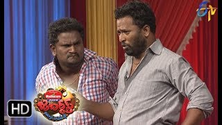 Kiraak RP Performance | Jabardasth |  23rd November 2017 | ETV  Telugu