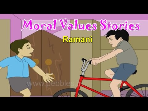Moral Values in Hindi for Kids | Ramani | Moral Lessons For Children | Moral Values Stories