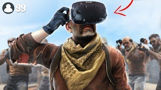 Download Battle Royale in Virtual Reality.. (Pavlov VR Funny Moments) Video