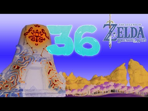 Zelda Breath of The Wild [36]: They Made Me Do It