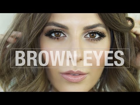 Makeup Tutorial For Brown Eyes | S1 EP8
