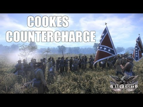 COOKE'S COUNTERCHARGE - War of Rights
