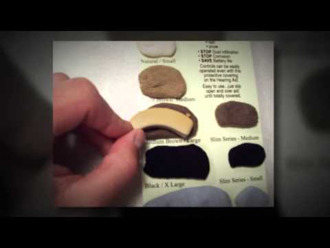 Hearing Aid Sweat Band - Sizing Video How To