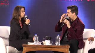 Karan Johar -Most Controversial Interview Ever On The Book Launch An Unsuitable Boy