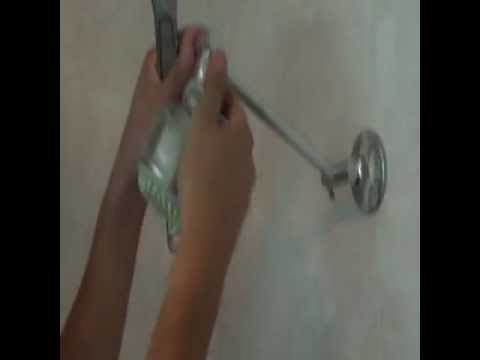 How to Replace a Bathroom Shower Head