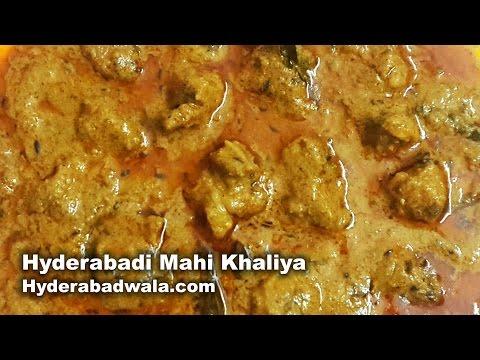Mahi Khaliya Recipe Video – How to Make Hyderabadi Mutton Mahi Khaliya – Easy & Simple