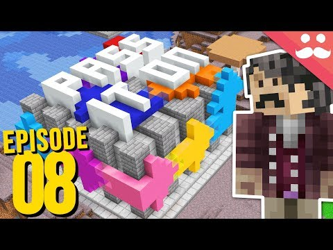 Hermitcraft 7: Episode 8 - MY SHOP IS WEIRD