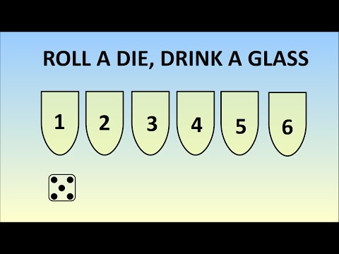 Can You Solve The Dice Rolling Drinking Game?