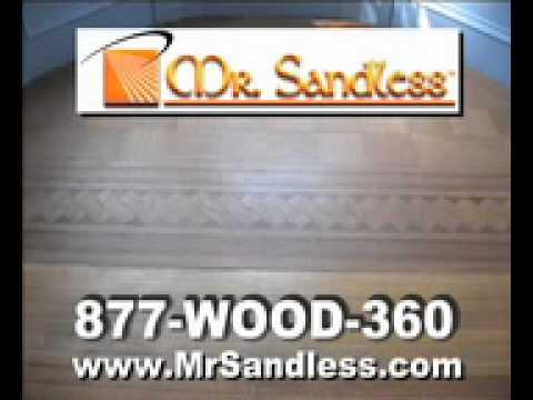 Mr. Sandless® Floor Refinishing Commerical