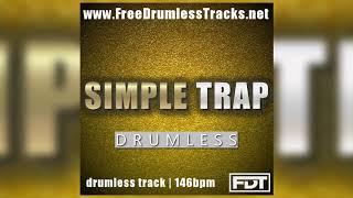FDT Simple Trap - Drumless (www.FreeDrumlessTracks.net)