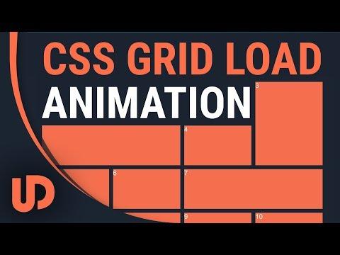 CSS3 Grid Fade In Animation einfach gemacht! [TUTORIAL]