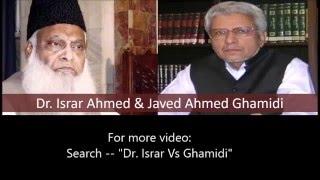 Dr Israr Ahmed Vs Ghamidi - Can Hindus & Christian spread their Religion in Islamic State?