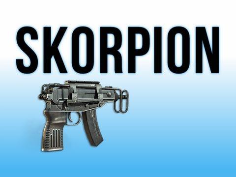 MW3 In Depth - Skorpion Machine Pistol