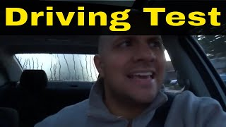 Watch This If Your Driving Test Is Coming Up