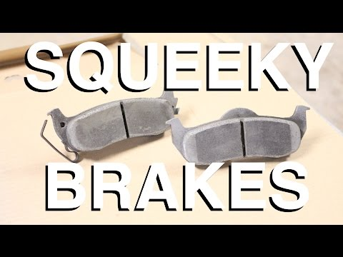 How to Fix Squeaking Brakes