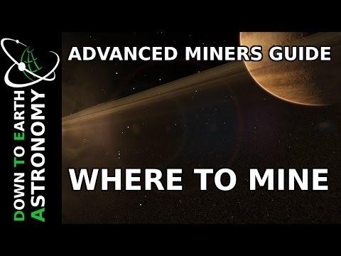 ADVANCED MINERS GUIDE - WHERE TO MINE | ELITE DANGEROU