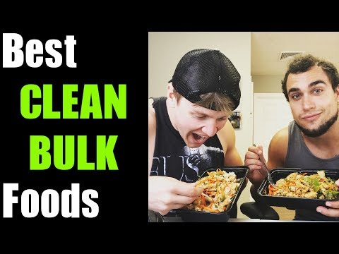 Top 5 Healthy High Calorie Foods for Clean Bulking