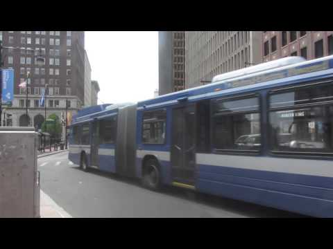 Buses in Hartford, Connecticut