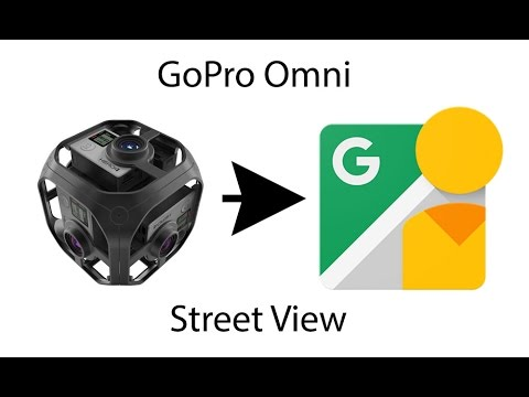 How to upload GoPro Omni images to Google Street View - GoPro Omni Tutorial