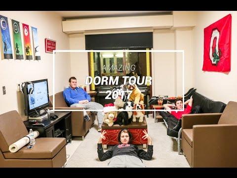 AMAZING College Dorm Tour | Ohio State University 2017 (+ My College Life Essentials)