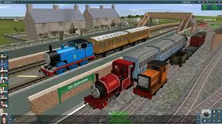 Trainz Simulator 12: RWS Thomas Norramby Branch Circa 2011