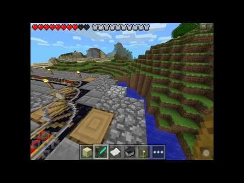 Minecraft Pe 0.8.1 Realm Gameplay Ep. 4