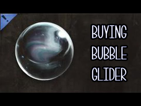 BUYING BUBBLE GLIDER! | Guild Wars 2 Gemstore Shopping #062