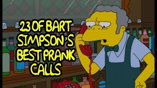 23 Of Bart Simpson