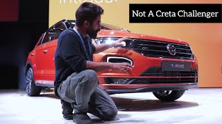 New Volkswagen T-ROC SUV India   All Details   हिन्दी