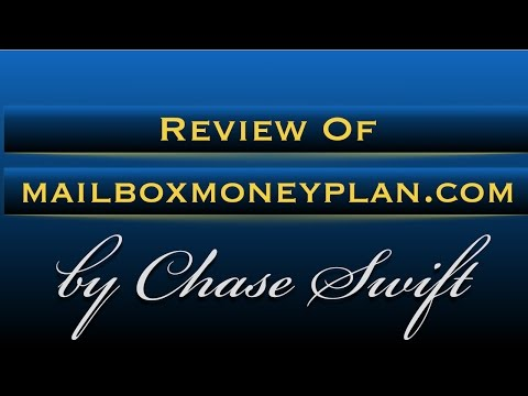 Review of Mail Box Money Plan com mailboxmoneyplan.com