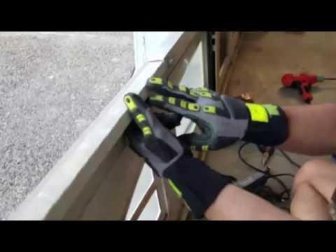 DIY Garage Door Panel Repair Part 4