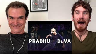 23 Mind blowing Dance Moves | Prabhu Deva | REACTION!!