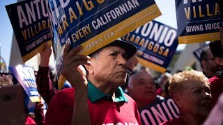 Could Latinos in California Help Flip House Seats?   NYT News