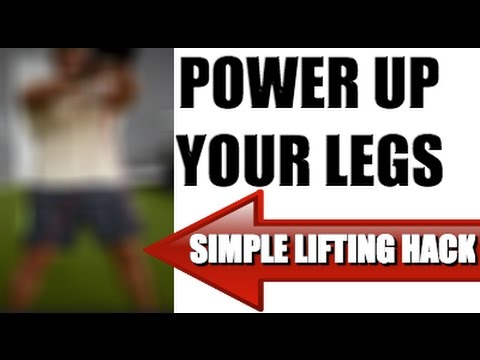Leg Routine for Speed and Power