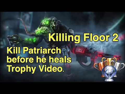 How to kill the Patriarch before he heals -