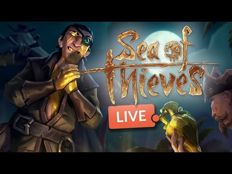 Sea of Thieves - Launch Day Piratical Nonsense!