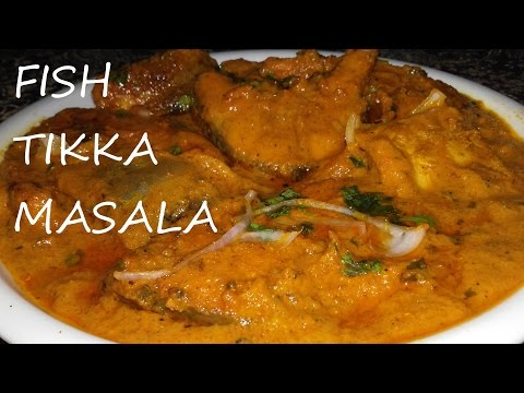 Fish Tikka Masala/Indian Fish Tikka Masala Recipe/How To Make Fish Tikka At Home/Quick And Easy