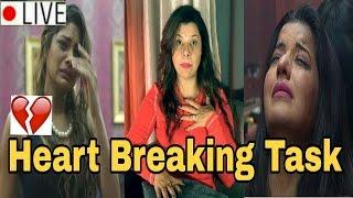 Heart Breaking Task | SS speaks LIVE | 16th JAN 2017  Ep | BIG BOSS