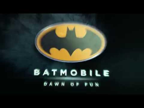 Batmobile – Go-Kart von Hauck TOYS FOR KIDS