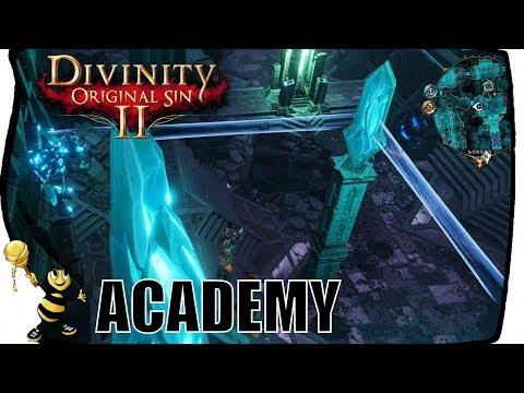 DIVINITY ORIGINAL SIN 2 Gameplay Walkthrough | CHAPTER 5 ACADEMY Full Guide (#16)