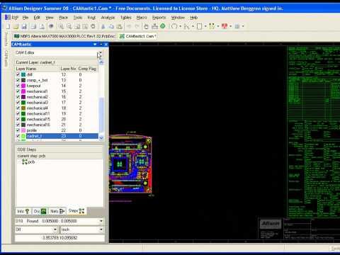Checking for PCB net antennas using Altium Designer
