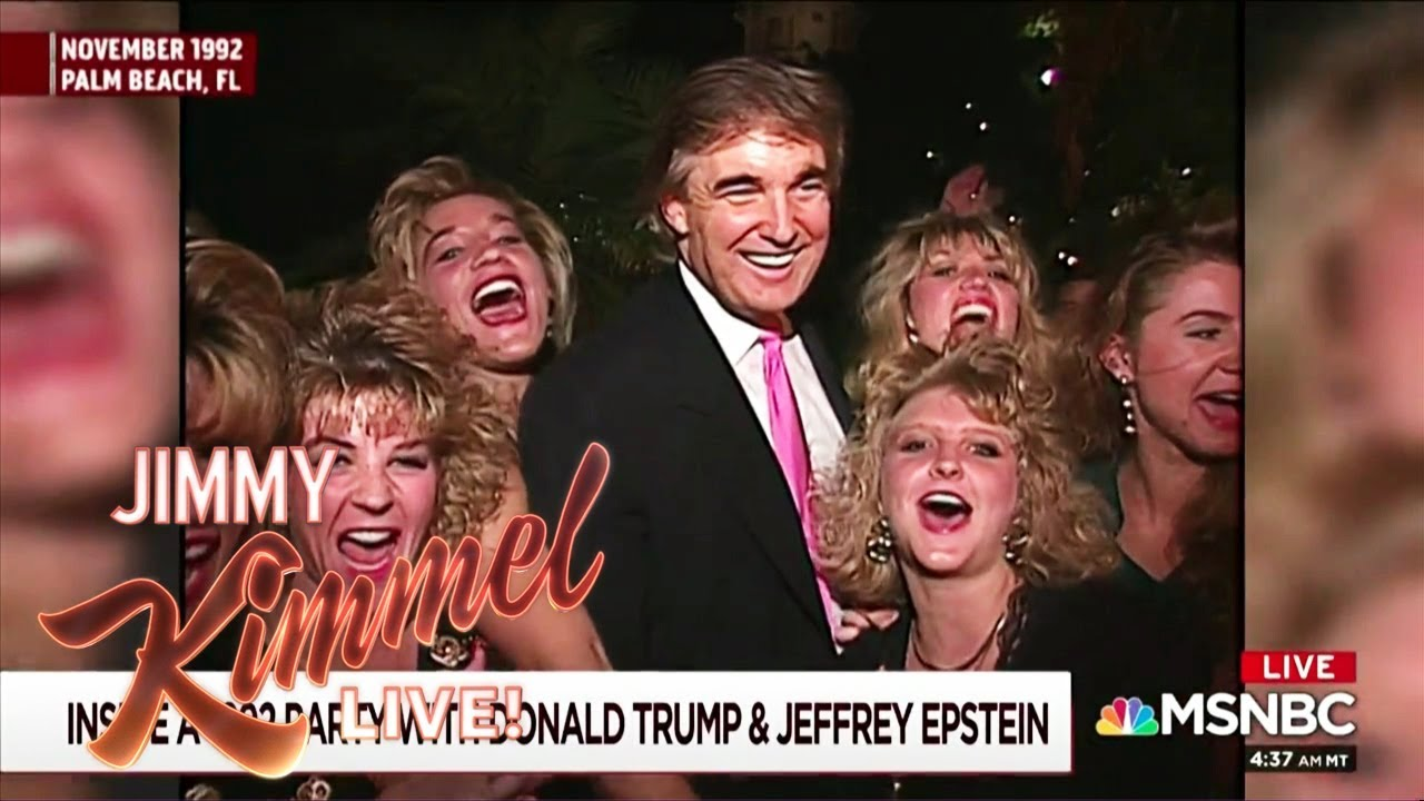 Another Embarrassing Trump Video Unearthed