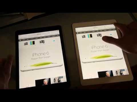 Ipad Air 2 2gb Ram: No more Safari tab refreshing?