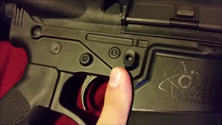 How To Remove A Bullet Button And Install A Magazine Release