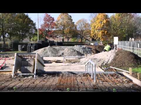 Thame Skatepark: The Build
