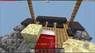 Bed Wars 1.0.0 Minecraft PE СЕРВЕР Pocket Edition (обзор на русском) 0.16.0