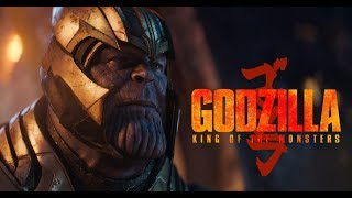 Download Avengers Infinity War (Godzilla King of the Monsters Trailer Version) Video
