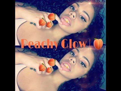 Peachy Glow | Makeup Tutorial