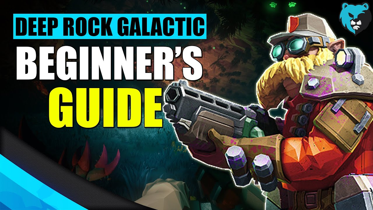 Deep Rock Galactic Beginner's Guide in 12 Minutes - Tips and Tricks