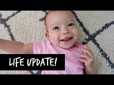 Dealing With Postpartum Depression| Life Update